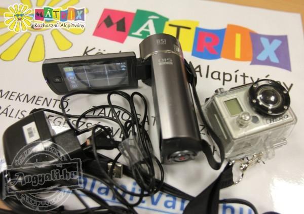 Eszközöket adományozott a Mátrix Alapítvány a D2 Ifjúsági Fejlesztő és Médiaközpontnak