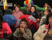 Amikor a moziban a bohócdoktor szedte a jegyeket