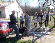 Kutyajátszótér épül az Orpheus Állatvédelmi Központban