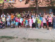 Jótékonysági nyári rendezvények sikerességét támogatta a MÁTRIX Alapítvány