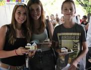 A Mátrixosok sütievésre szervezték be a gyerekeket