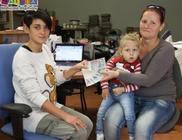 Dia gyógykezelését támogatta a Mátrix Közhasznú Alapítvány