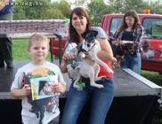 Felelős állattartást népszerűsített és kutyaszépségversenyen vett részt az Orpheus Állatvédő Egyesület