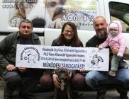 Nehezebb körülmények között lévő szervezeteket is támogat az Orpheus Állatvédő Egyesület