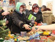 A Karitáció Alapítvány is támogatta az adventi ajándékbazárt