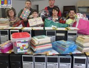 Nélkülöző gyerekeket segítő közösség kapott támogatást