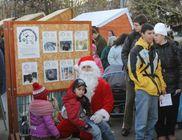 Kutyakarácsony és Állatvédő Mikulás az Orpheus Állatvédő Egyesülettel
