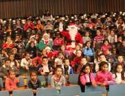 Ezer gyermek Mikulás ajándékozását segítettük