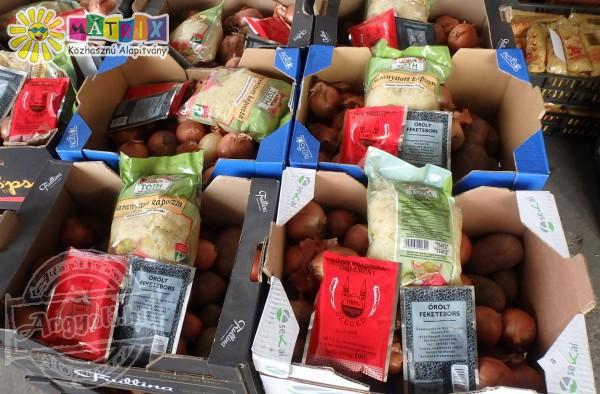 Étkeztetési programjaink révén segítjük a nélkülözők életét