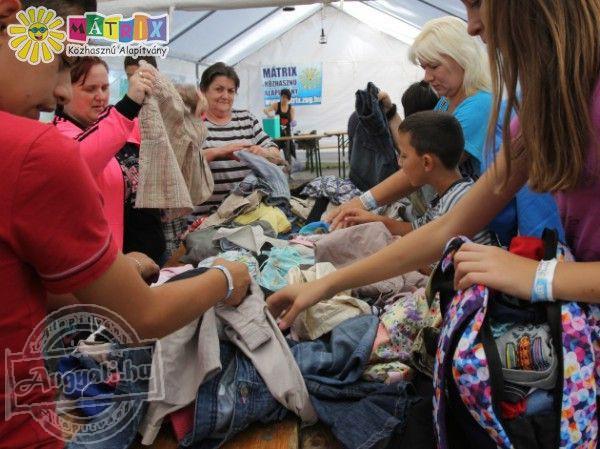 Évente tízezernél többször segít rászoruló családokon, egyéneken a Mátrix Közhasznú Alapítvány