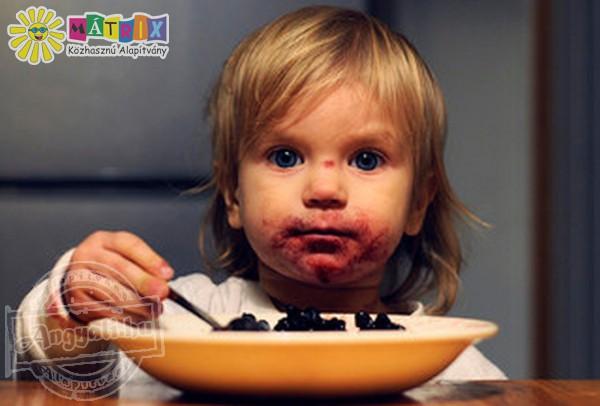 Gyermekétkeztetés, gyermekszegénység