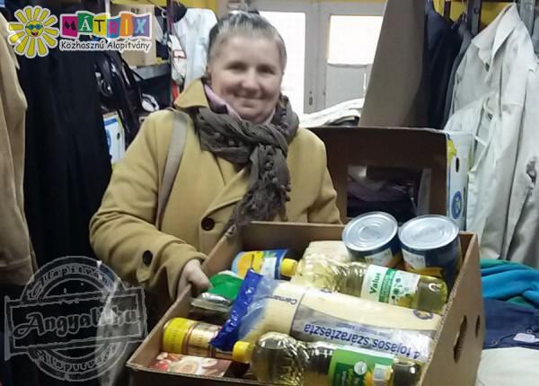 Nagycsaládosok élelmiszertámogatása