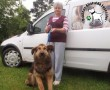 Állatmentés: Az Orpheus Állatvédő Egyesületnek köszönhetően Mackó szerető Gazdihoz került