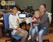 Az agysorvadásos Dia családja gyógykezeléshez kapott segítséget