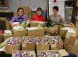 Karácsonyi csomagokat küldtünk családoknak