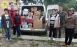 Teherautónyi adományt adtunk