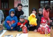 Gyermekvédelem, adományosztás