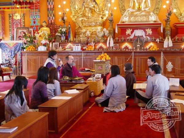 Magyarországi Karma Kagyüpa Buddhista Közösség - Ismeretterjesztés