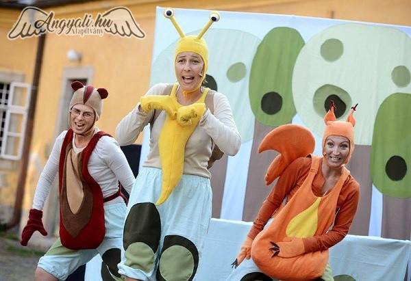 Babszem Jankó Gyermekszínház Közhasznú Kulturális Egyesület - Kulturális tevékenység