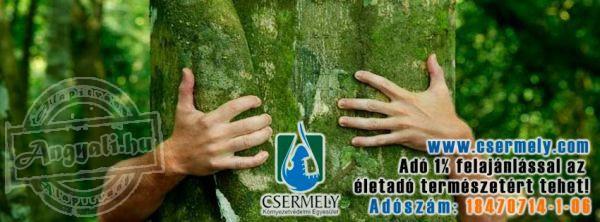 Csermely Környezetvédelmi Egyesület - Környezetvédelem