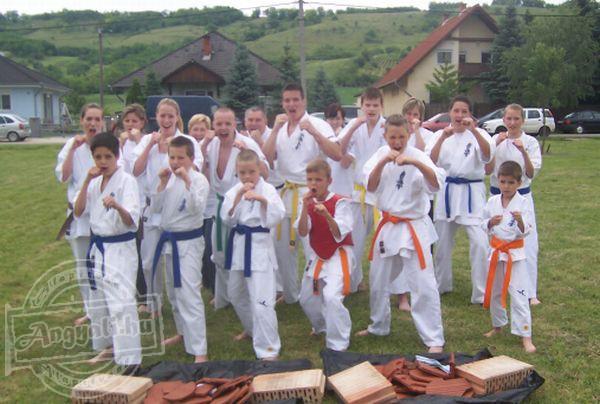 Sokoró Karate Egyesület - Sporttevékenység