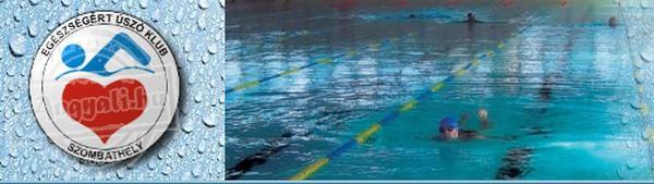 Egészségért Úszó Klub - Rehabilitáció