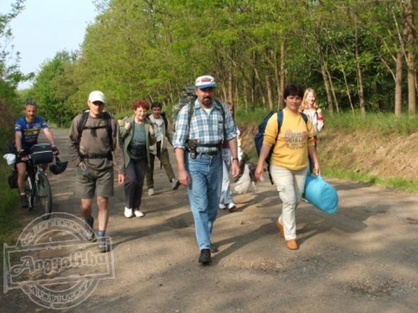 Bajai Természetjárók Egyesülete - Szabadidős tevékenység