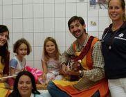 Mosolygó Kórház Alapítvány - Beteg gyermekek terápiája