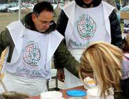 Ételt Az Életért Közhasznú Alapítvány - Élelmiszerosztás