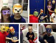 Gyermekvilág-Ágyszínház Alapítvány - Kórházban fekvő gyermekek látogatása, foglalkozása velük