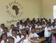 Afrikáért Alapítvány - Szociális, egészségügyi tevékenység
