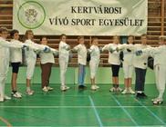 Kertvárosi Vívó Sport Egyesület - Sporttevékenység