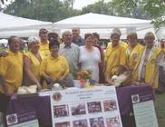 Lions Klub Pestszentlőrinc Egyesület - Hátrányos helyzetű egyének, csoportok támogatása