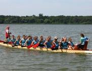 Tatai Sárkányhajó és Természetjáró Egyesület - Sporttevékenység