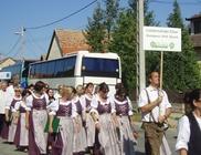 Ceglédberceli Német Nemzetiségi Kultúregyesület - Kulturális tevékenység